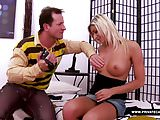 PrivateCastings.com - Vanessa Jordin threesome casting