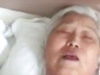 Chinese granny...