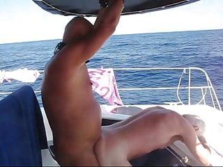 Cruising sailing...