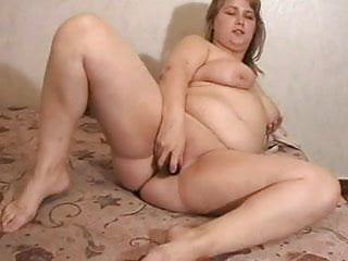 Shaven pussy...