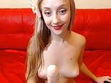 Russian Webcam Girl Anal