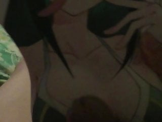 Tsuyu Asui 2020 Mouse Pad Cum Tribute