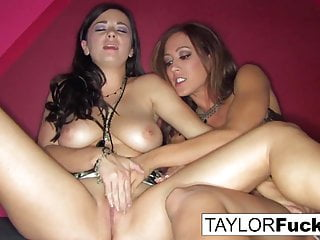 Capri And Taylor Sensual Fuck