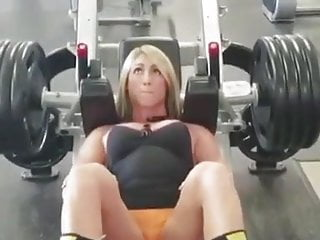 Fetish muscle woman...