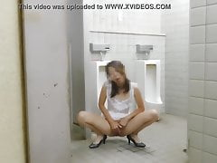 Reipon 4 - Toilet Masturbation