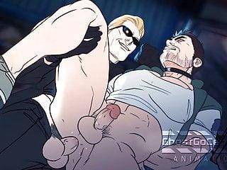 Hot Guys Fucking Animation Movie