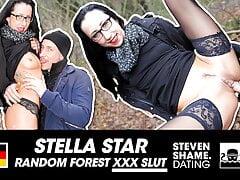PUBLIC SEMEN! SHE deserves a PUBLIC FUCK! StevenShame.dating