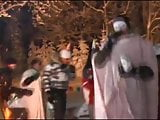 Bareback Snowriders. (4).
