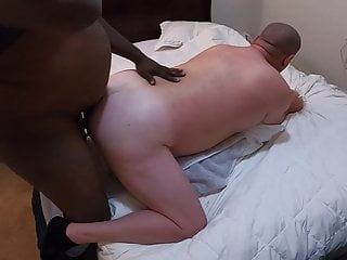 Chubby BBC Neighbor Lays Pipe Raw and We Cum At Same Time