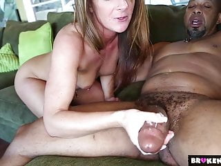 BrokenTeens – Tiny Asshole Vs Huge Black Cock