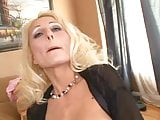 Hot Blonde Cougar Natasha Stone