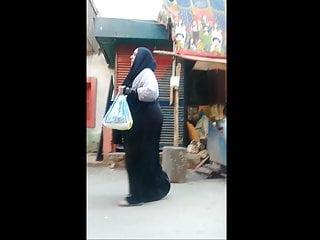 Hd Videos Pick Up Hidden Camera video: BBW Hijab Mom