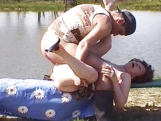 75 years old mom outdoor fuckedPorn Videos