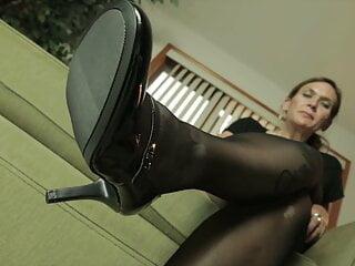 221.  Shoe Bottom Bitch