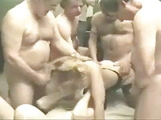 Gangbang...