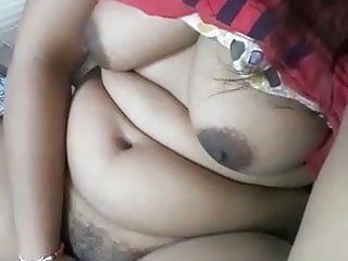 hot whore with giant knockers and bushy vagina arms her vagina