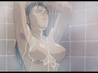 Chun li takes a shower...