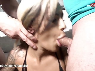 My Dirty Hobby - Mila juices 2 fat cocks