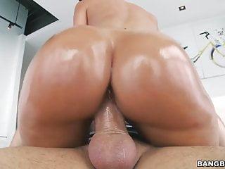 Big Oiled Ass Jada Stevens