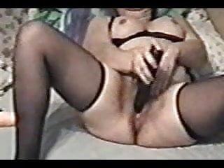 Lina hairy pussy masturbating
