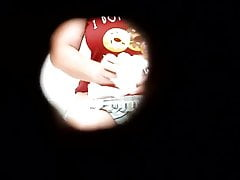 Spycam wc