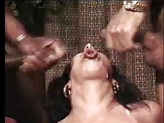 Retro 1980s cumshot short compilation