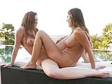 Maddy O'Reilly, August Ames, Tribbing To Ecstacy