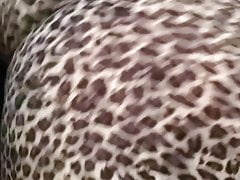 Jellojuggz44f  big ass twerking in pajama pants  in slow mot