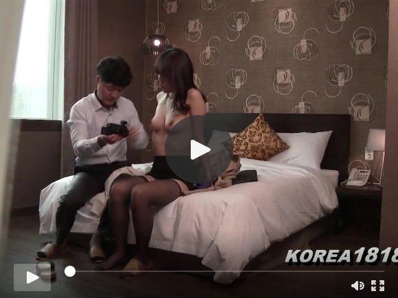 Hot coreano Lady piace sesso