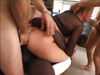 Double Vaginal Triple Penetration Friendly Fire ((FYFF))