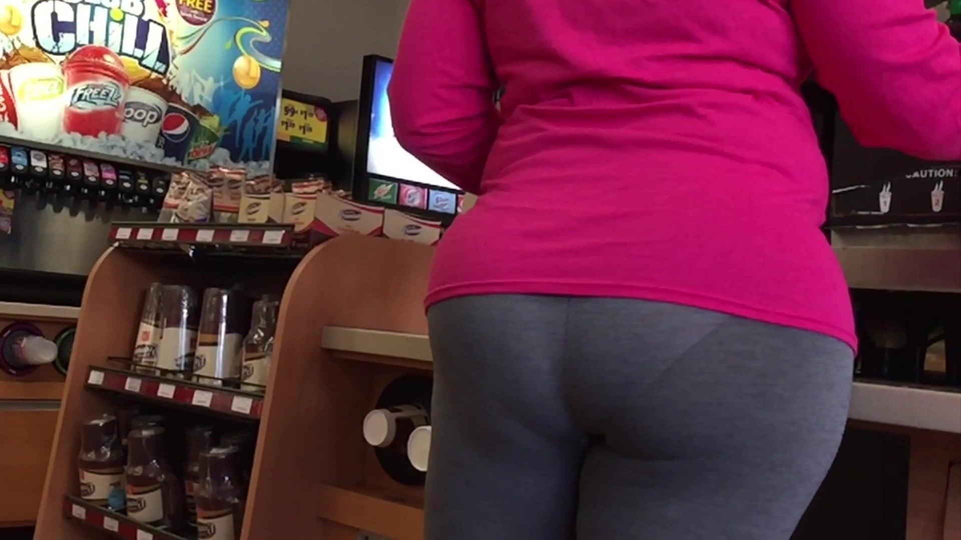 Big Booty Fucked Behind