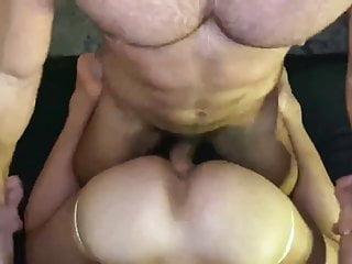 Hung Uncut Hispanic Musclestud Raw Fucks Blindfolded Lover