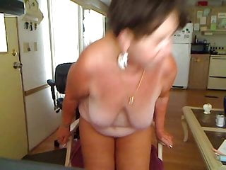 and on masturbating webcam singing Granny