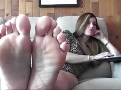 goddess foot slave pov