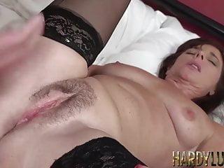 Babe pounded hard by luke hardy...
