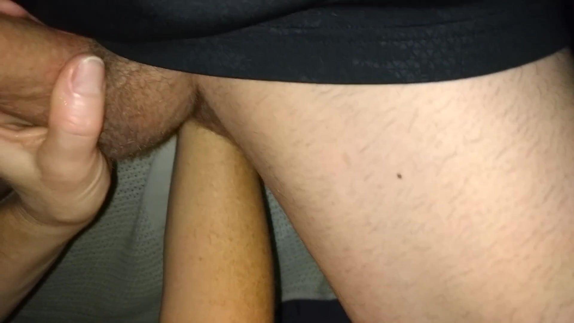 Up Close Big Cock Orgasm