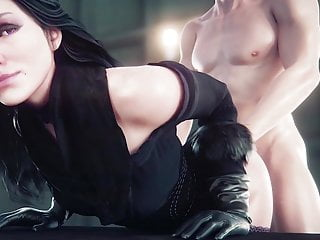 Yennefer Doggystyle Fucked The Witcher 3