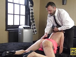 Riding and throating sub whipped...