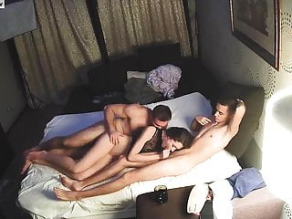Homemade Threesome