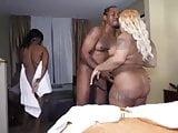 crazy wild threesome freak king kreme keke goddess