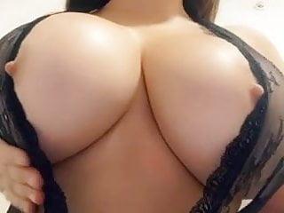 Anastasiya Kvitko moving her big tits #6
