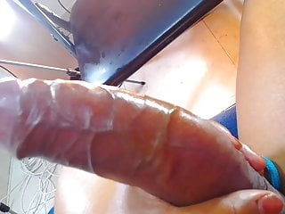 Cock oiling amp bondage...