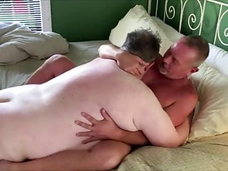 Chub Bear Fucked Outdoor and Indoors