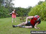 RealityKings - Milf Hunter - Tickled Pink