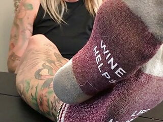 Playing with My Foot Pet! (POV Foot Fetish) PREVIEW
