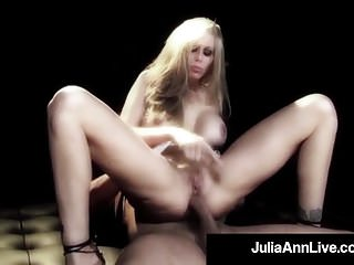 Hot naked milf julia ann does anal sex...