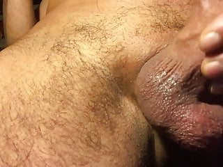 Sexy hard cock big balls amazing cumshot for japanese lady