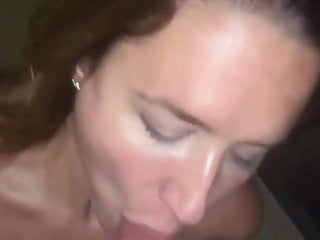 She could not resist the bbc on the...