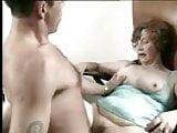 Homely Granny Fucks