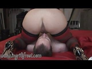 DRINK MY PEE  DOG ! AND LICK  MY  WET PUSSY  AFTER !